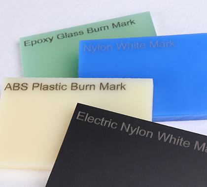 Various plastics.