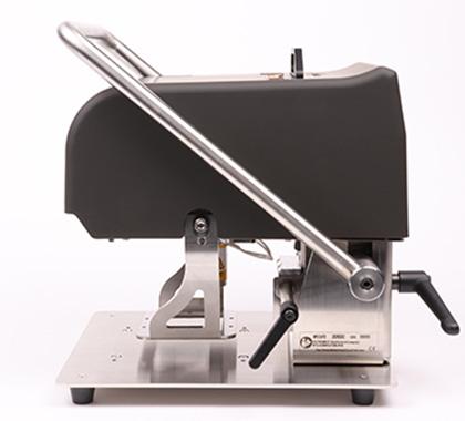 Side fix lever up position