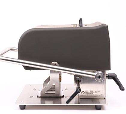 Side fix lever down position